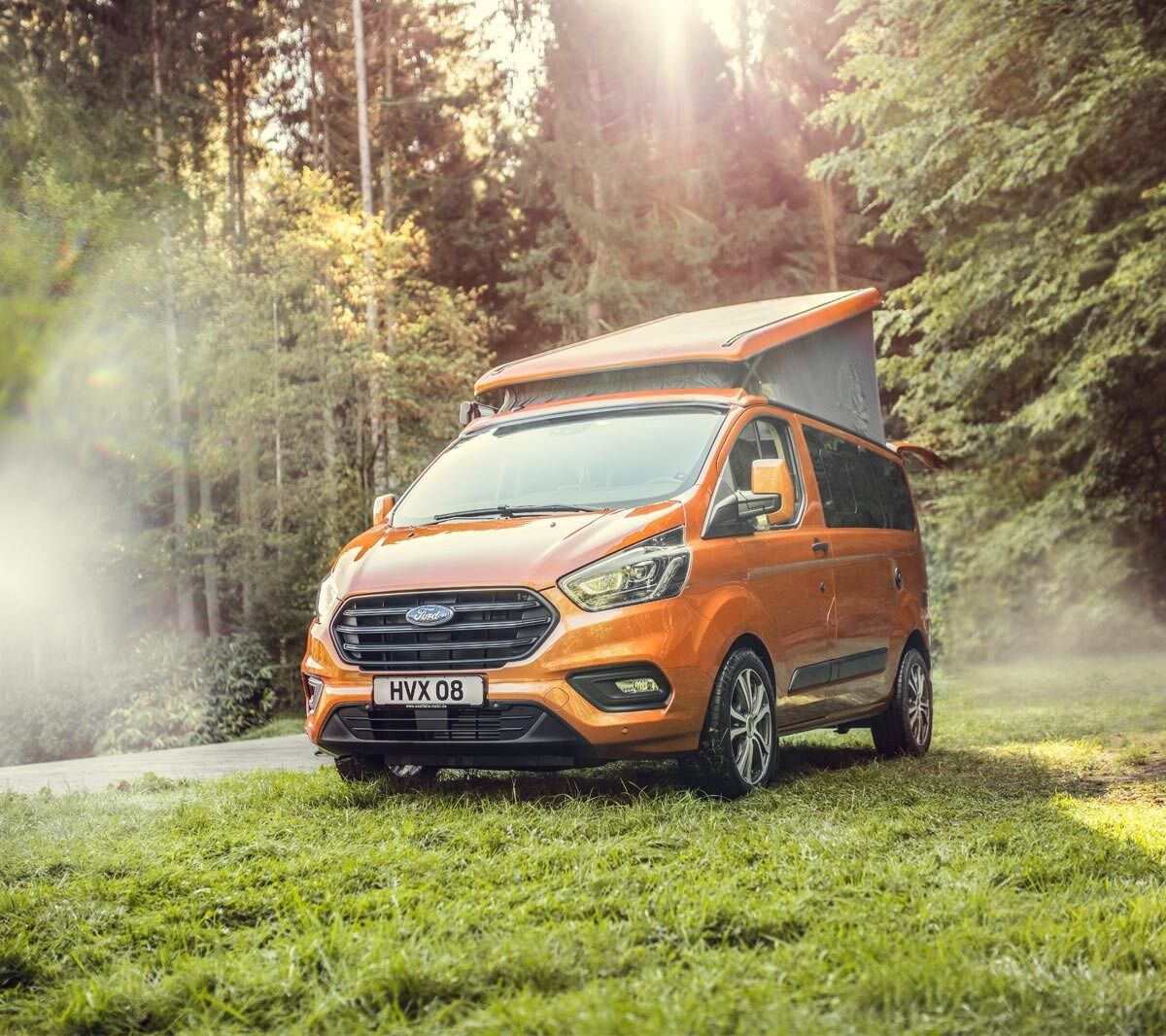 Nugget In 2020 Transit Custom Ford Transit Best Campervan