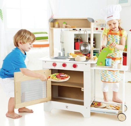 Hape Playfully Delicious Cook 'n Serve Kitchen $150
