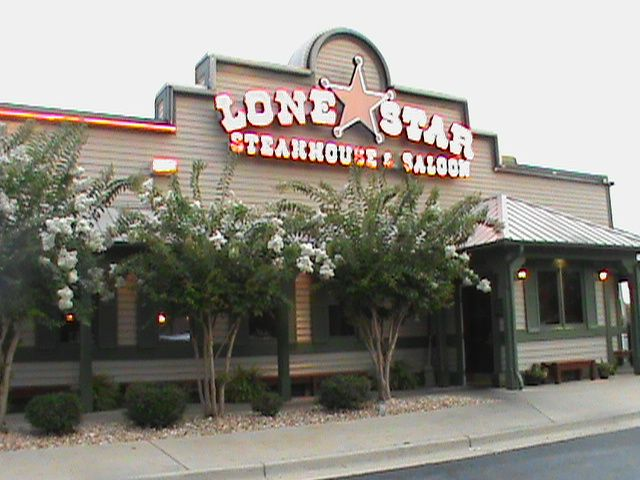 The Lone Star Steakhouse Saloon In Oxford Alabama Favorite Places Calhoun County Places