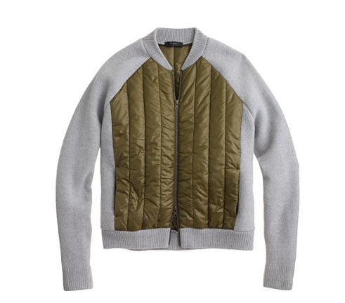 { Dallas Shaw picks: J crew puffer }