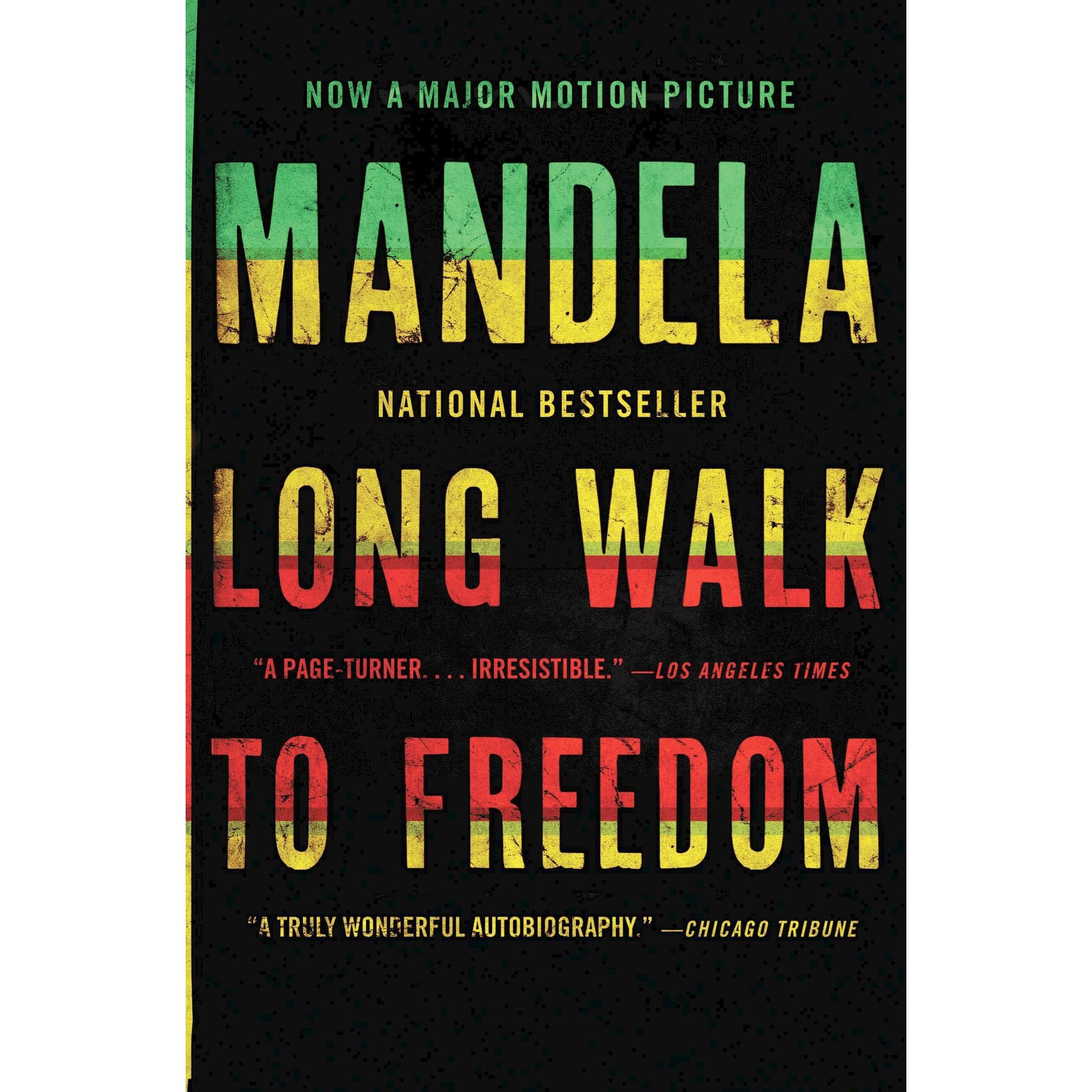 Long Walk To Freedom By Nelson Mandela Paperback In 2021 Nelson Mandela Audio Books Mandela