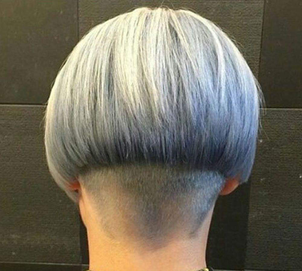 Nackenhaare Bob Frisuren Und Frisuren 10 Bob Frisur Frisuren Und Rasierter Nacken