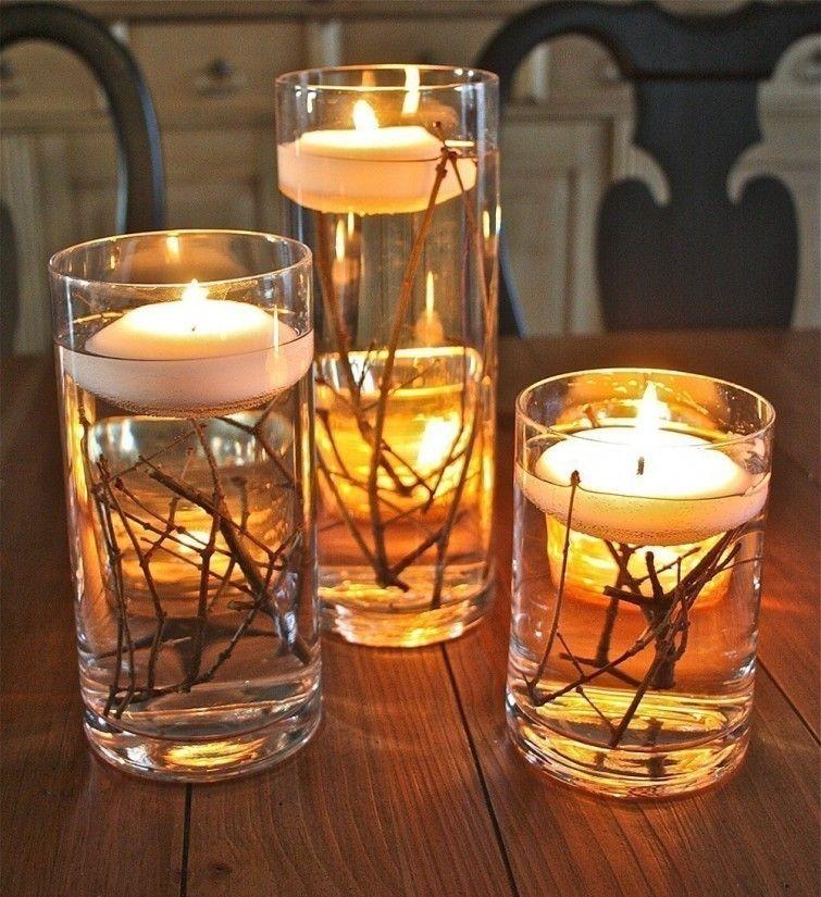 ideas para decorar tus velas navideas