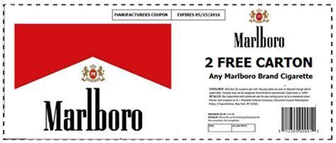 Marlboro free cartoon giveaway
