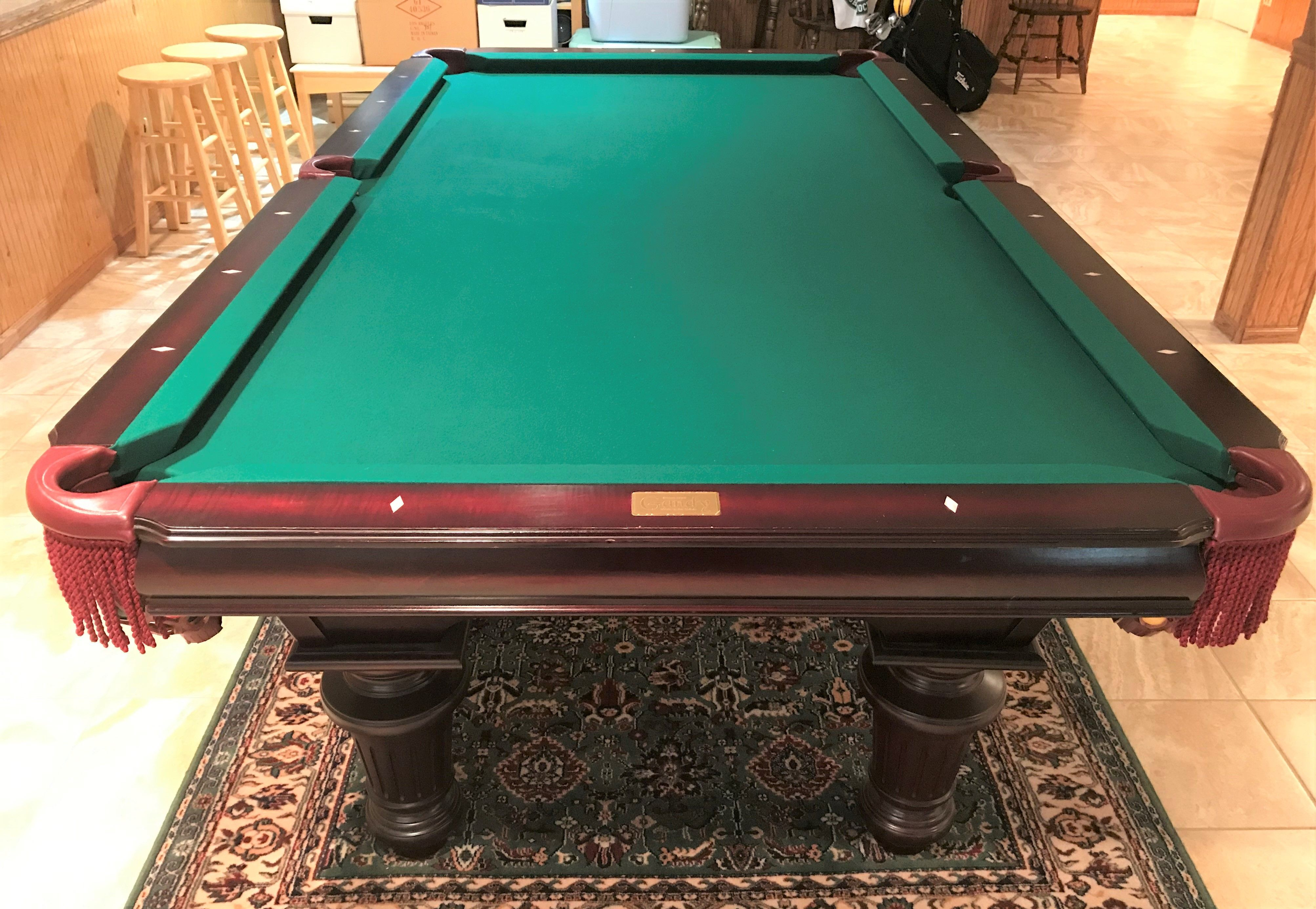 Pin On Used Pool Tables For Sale Prices Vary By Your Location Floor Level Call D Jaburek 708 785 1433