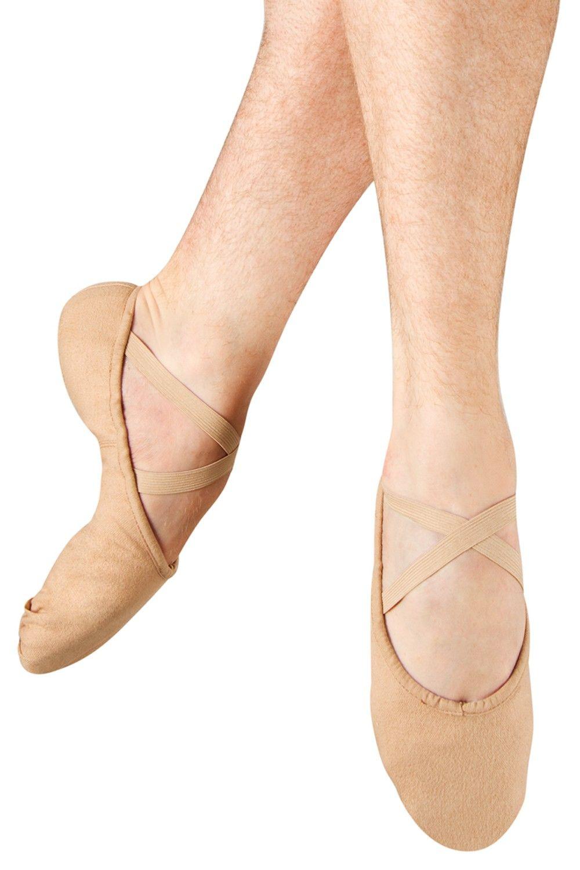 10.5 D US Bloch Dance Mens Performa Dance Shoe White