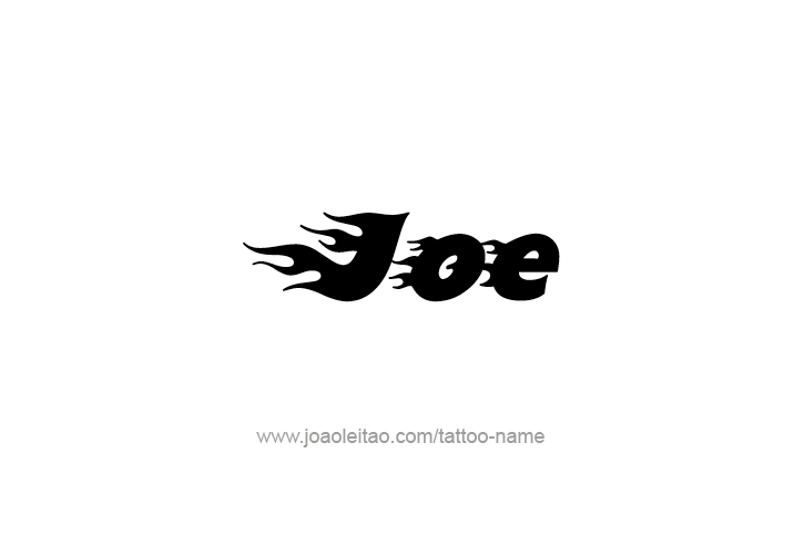 Joe Name Tattoo Designs Name Tattoo Designs Name Tattoos Name Tattoo
