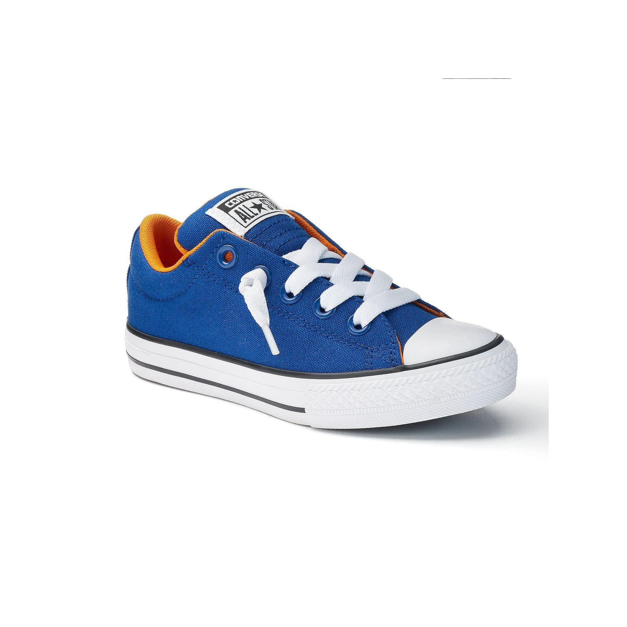 c8b1cb8879886 Kid s Converse Chuck Taylor All Star Street Slip Shoes