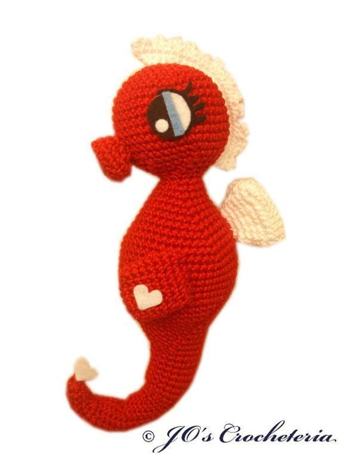 Crochet aurora the seahorse pattern seahorses crocheting crochet aurora the seahorse pattern bankloansurffo Image collections