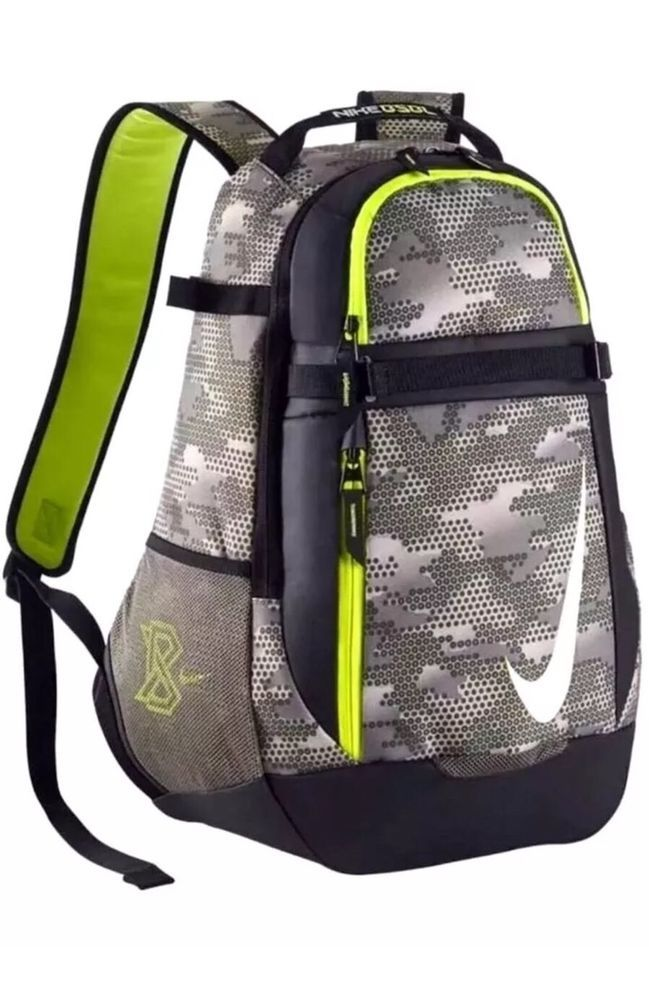 504cb496c9734 Nike Vapor Elite Bat Baseball Backpack BA5175 037 Mike Trout Aaron Judge  School  Nike  Backpack