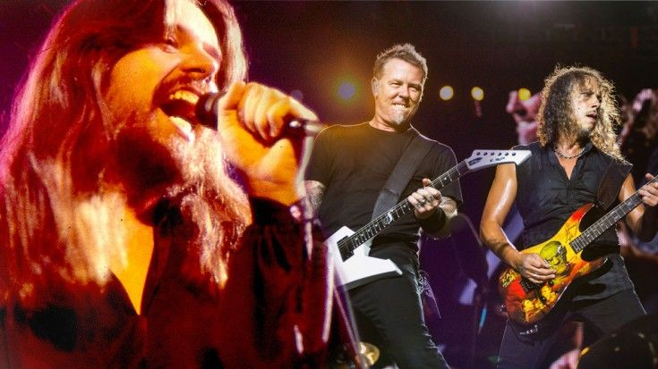 "Tagged: Bob Seger | Metallica – ""Turn The Page"" (LIVE)http://societyofrock.com/metallica-turn-the-page-live"