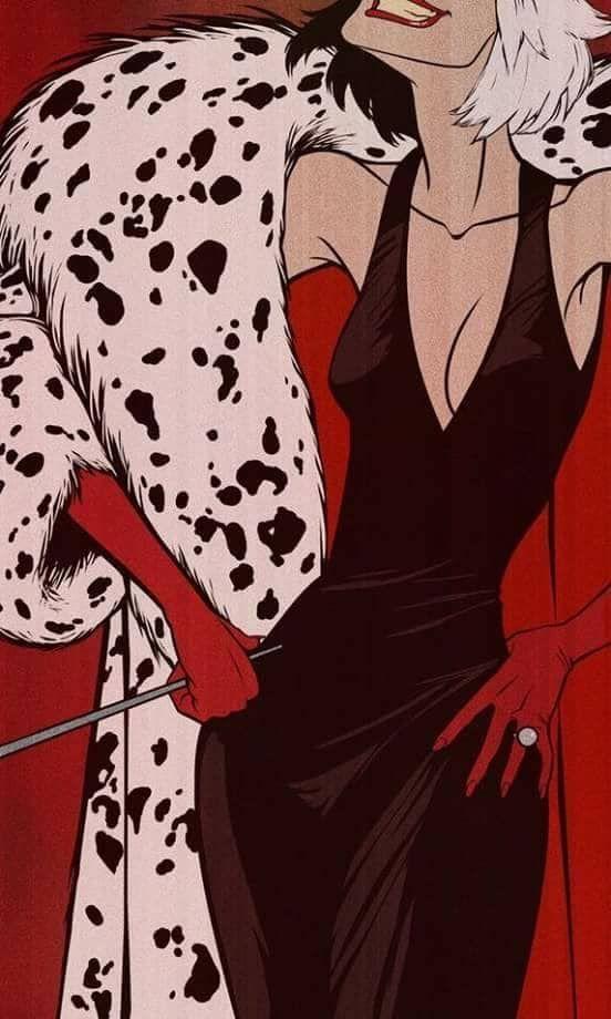 Cruella • Les 101 Dalmatiens