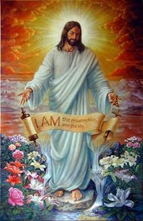 Jesus Christ Resurrection Scripture Clip Art Free Download