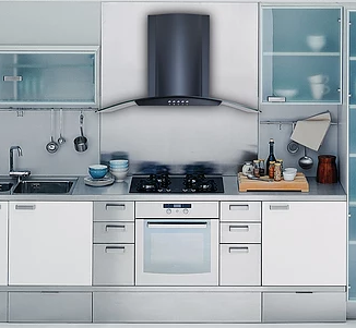 Sirius Rangehoods Fit Seamlessly Into Any Kitchen Appliance