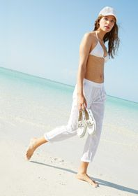 J.crew! Love their swimwear and the all white combo