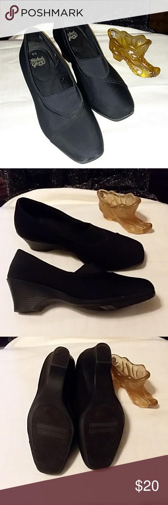 Womens Wedge Heel Shoes Shoes Heels Wedges Womens Black Dress Shoes Womens Wedges [ 1740 x 580 Pixel ]