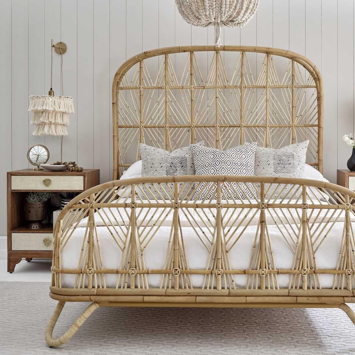 Selamat Justina Blakeney Ara Bed Queen In Stock Now