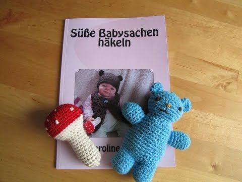 Einfache Babysachen Häkeln, für Anfänger   Häkeln für Babys ...