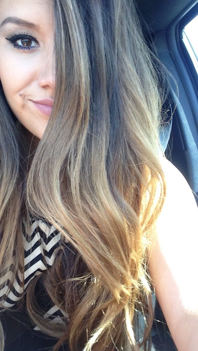 Balayaged Hair For The Summertime Used Revlon Frost And Glow