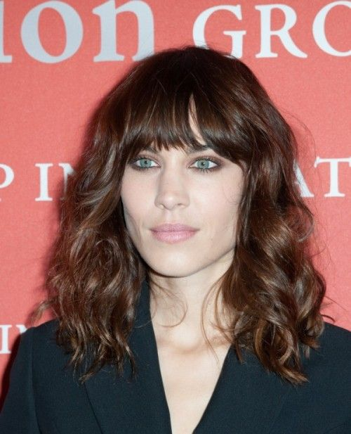 Whitney Carson Wedding Hair Style: Beauty Trend: Wavy 'Lob' Hairstyle
