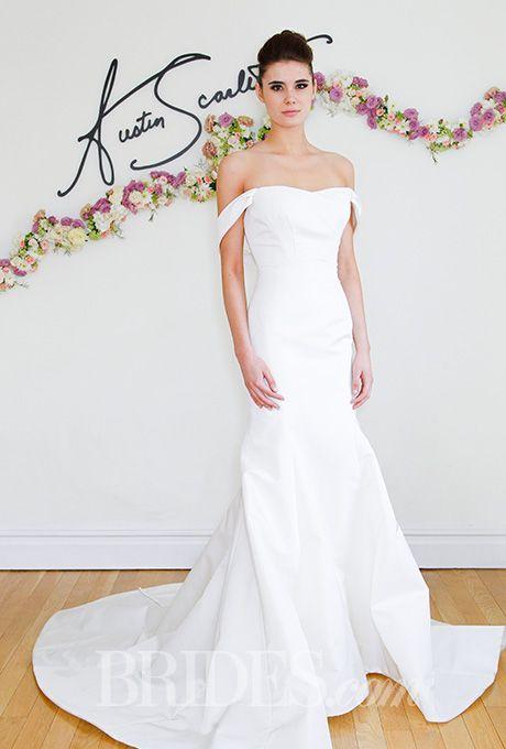 Austin Scarlett - Spring 2016 | Pinterest | Wedding dress, 2016 ...