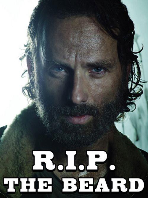 RIP the Beard