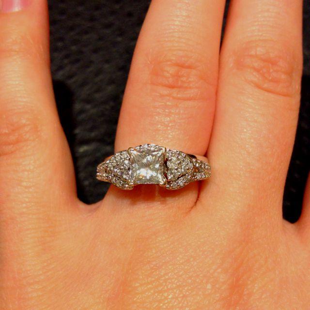Ring Enhancer Kay Jewelers Makes Look Vintage