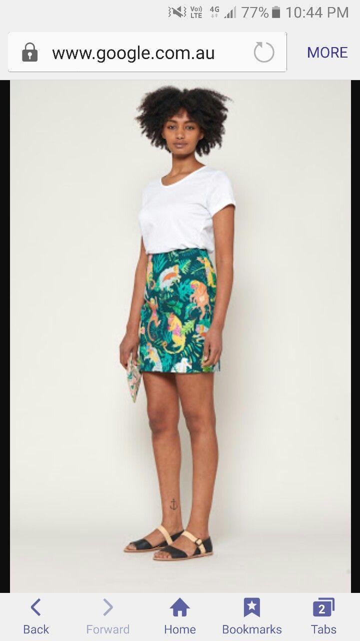 7458e3978 Gorman monkey magic skirt   S & S Fashion   Mini skirts, Skirts, Fashion