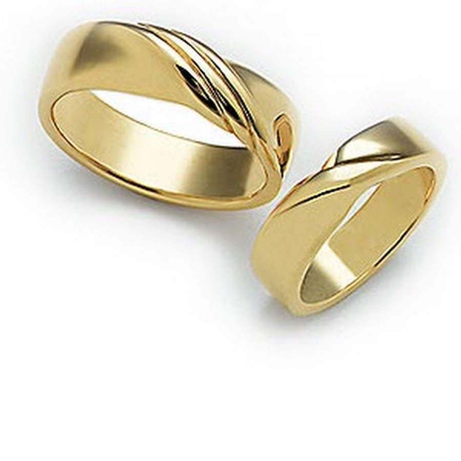 Gold Marriage Couple Wedding Ring Designs Wedding Rings Sets Ideas
