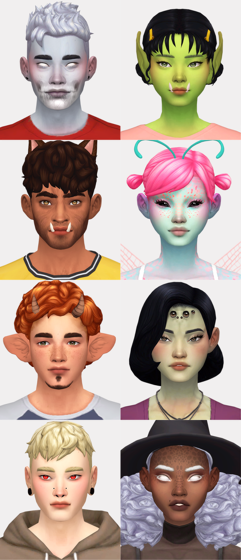 "ayoshi: ""Making a Supernatural SIMS only save game, here are sum"