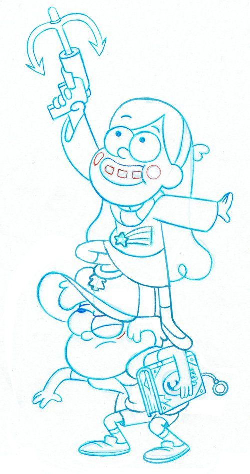 Art of Gravity Falls #gravityanimation Art of Gravity Falls #gravityanimation