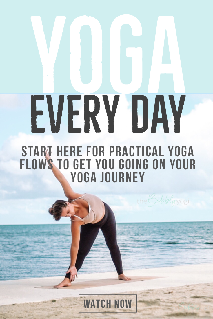 Everyday Yoga Classes For Your Home Yoga Practice Free Yoga Video In 2020 Beginner Morning Yoga Home Yoga Practice Free Yoga Videos