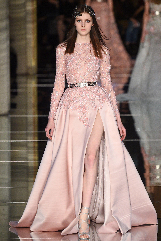 Zuhair Murad Spring 2016 Couture Fashion Show | Pinterest | Vestido ...