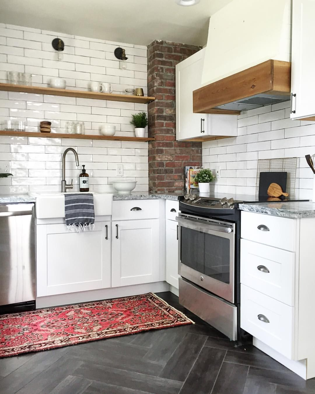 Pin by Emily Potterbaum on Home Decor | Pinterest | Kitchen floors ...
