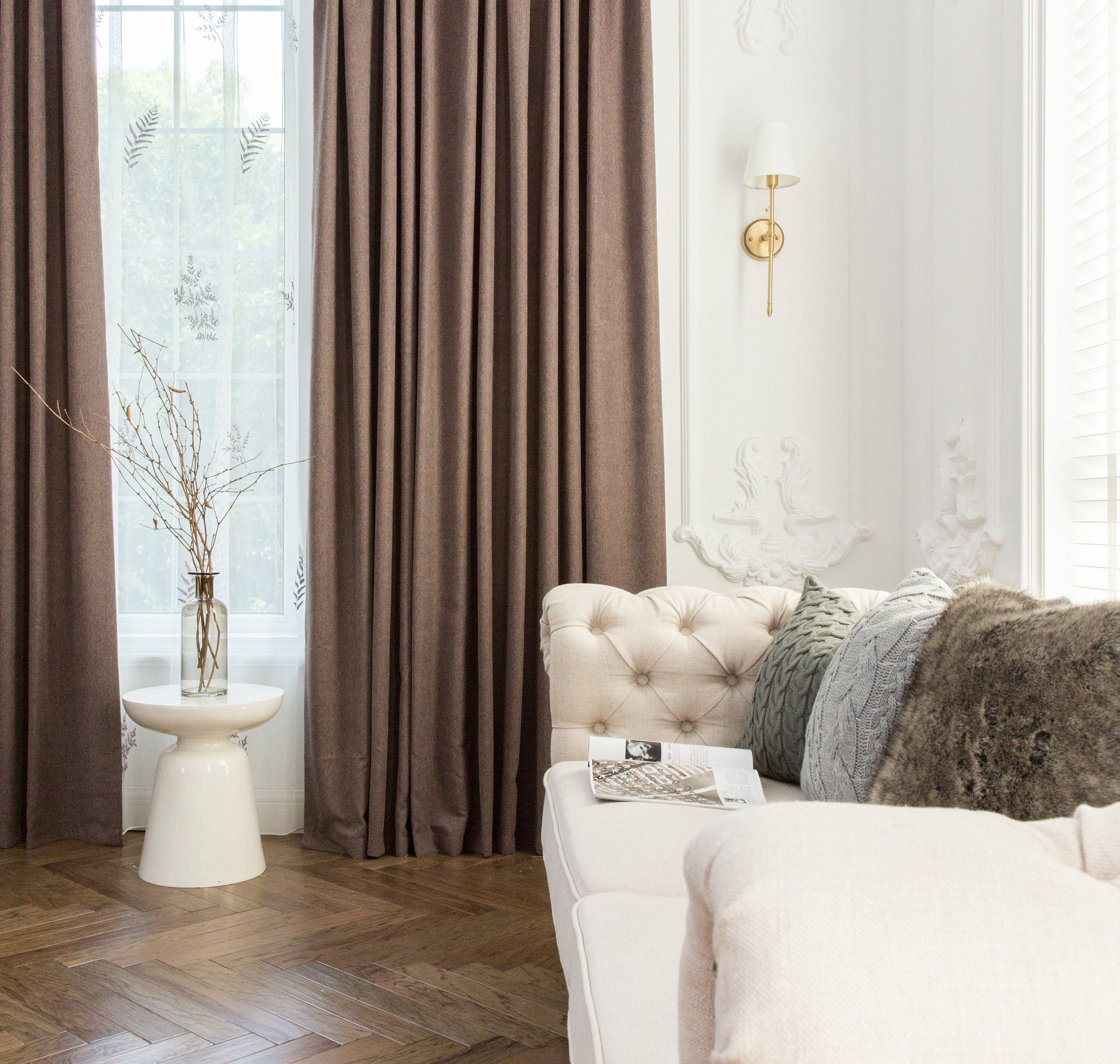 Brown Curtains Living Room Ideas Karuiluhome Homedecor Brown Curtains Living Room Curtains Living Room Brown Curtains