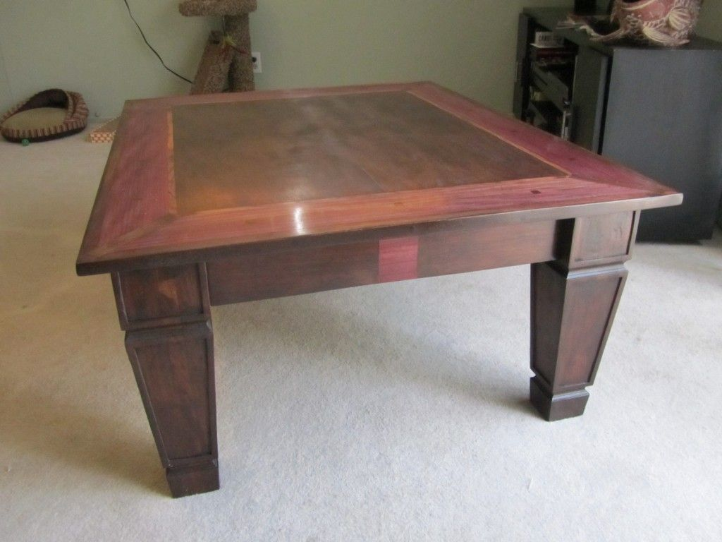 Walnut Glass Table Coffee Table Contemporary Coffee Table