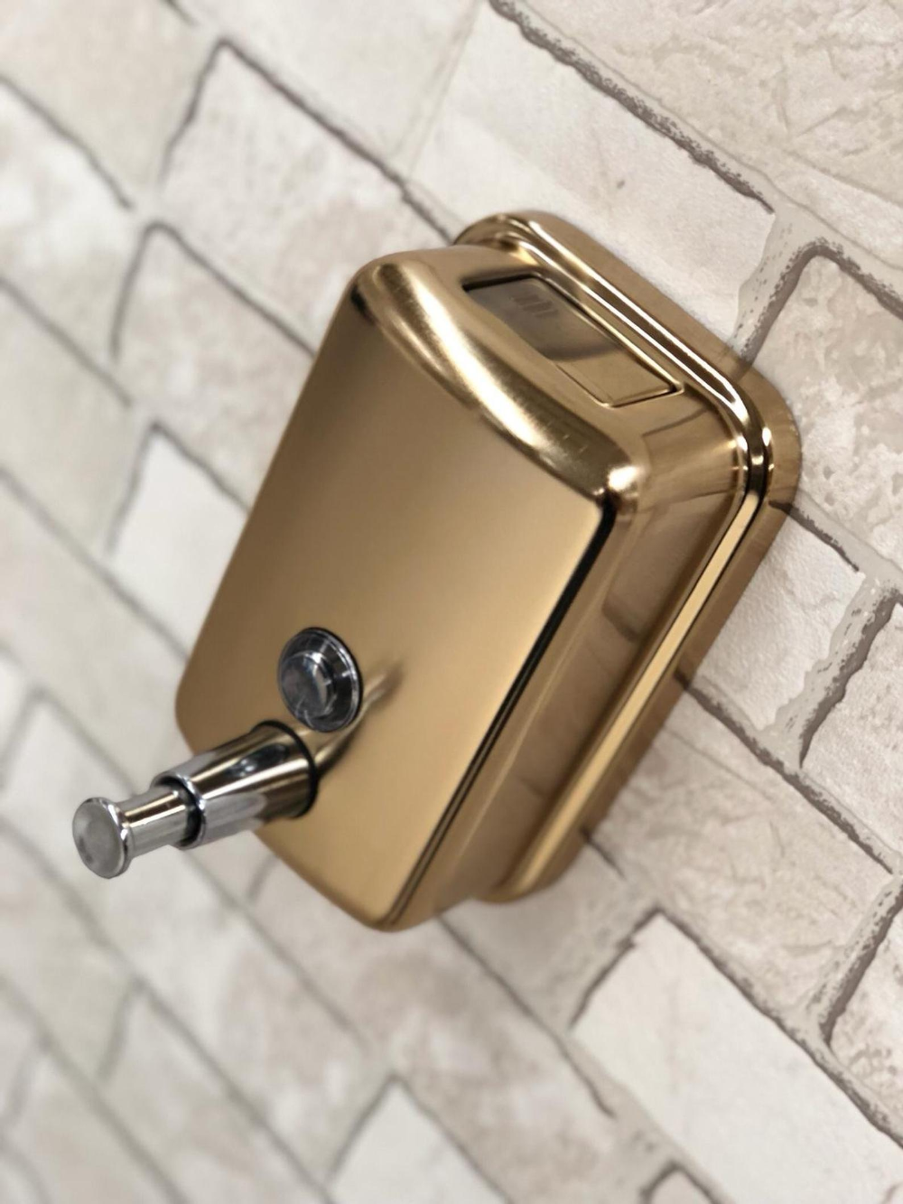 Commercial Soap Dispenser Manuel Wall Mount Liquid Soap Lotion Dispenser Steel Brass Antique Mirror Gift In 2020 Wall Mounted Soap Dispenser Antique Mirror Lotion Dispenser