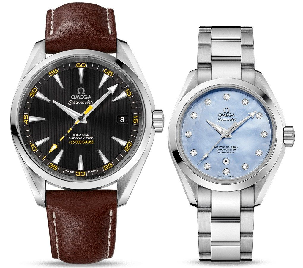 The Best His Hers Watches For Couples Page 2 Of 2 Ablogtowatch Stylish Watches Watches Matching Watches