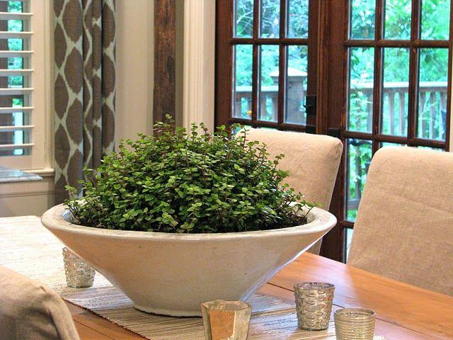 Kitchen Table Centerpiece Bowls