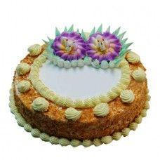 1kg Butterscotch Radiance Cake