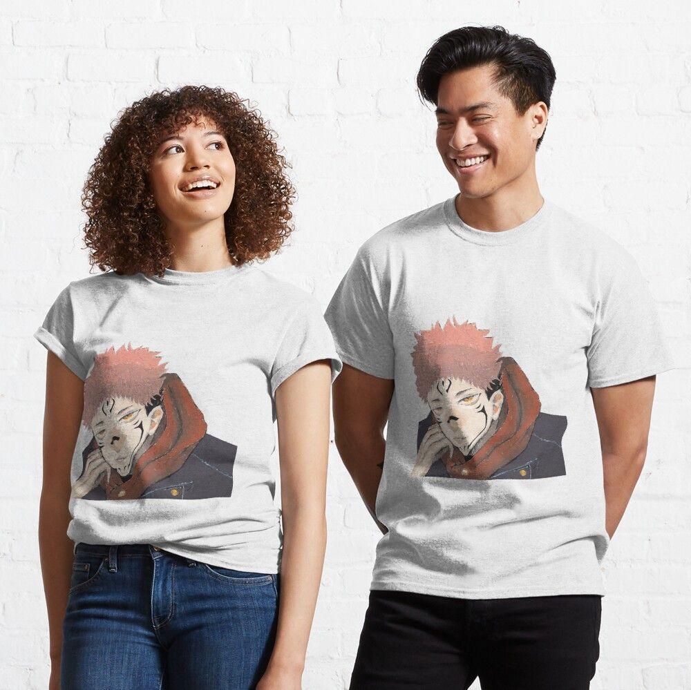 Sukuna Jujutsu Kaisen Classic T Shirt By Bangcen Girls Support Girls Shirt Designs Tshirt Designs