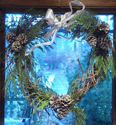 Make Nature Holiday crafts