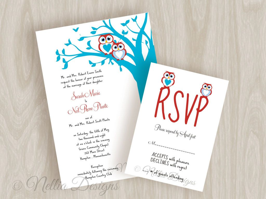 95 Creative Wedding Invitation Designs https://www.designlisticle ...