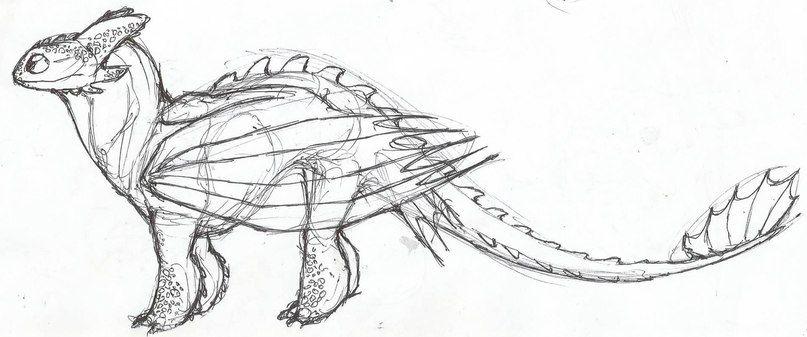 sketch | i love chimuelo | Pinterest | Dragones, Dibujo y Como entrenar