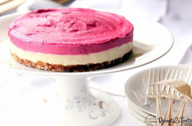 raw food cheesecake recept