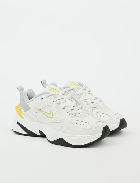 Vigilancia Verter Ruina  Nike M2K Tekno - Platinum Tint/Celery-Wolf Grey | Fresh shoes, Winter  shoes, Nike shoes