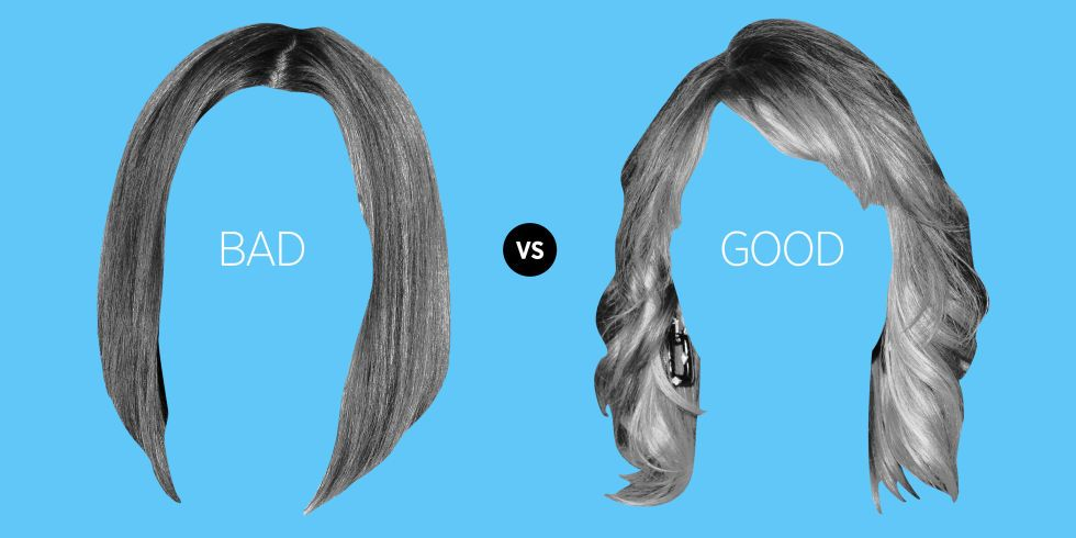 3 Hairstyle Mistakes That Make You Look Old Side Sweep Bangs