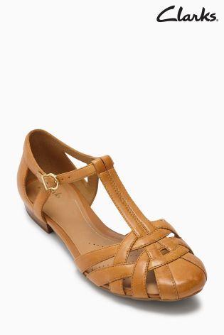 2faa006838c1 Brown Clarks Henderson Luck Shoe