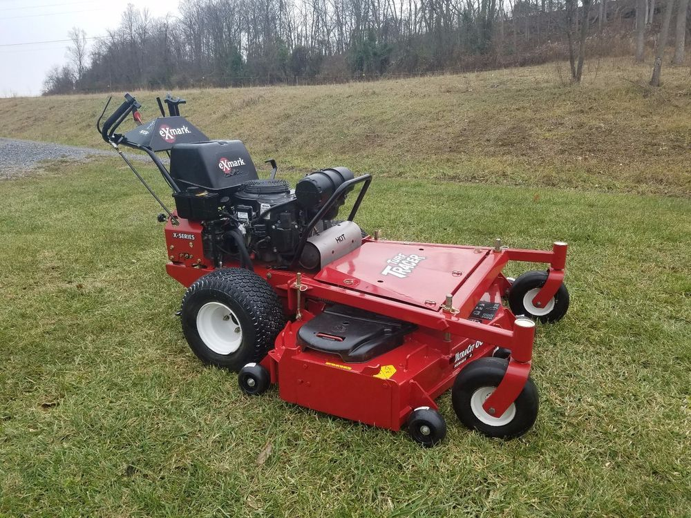 2015 Exmark 60 Turf Tracer Commercial Hydro Zero Turn Lawn Mower Kohler Engine Mowers For Sale Walk Behind Mower Walk Behind Lawn Mower