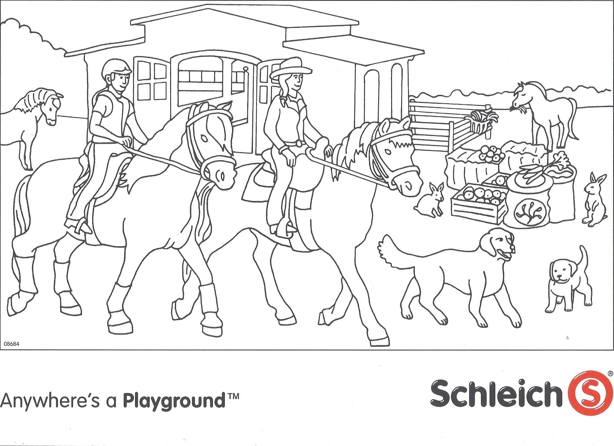 Kleurplaat Kerst Paard Idee 235 N Over Kleurpagina S Voor